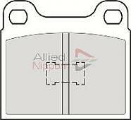 Volkswagen Beetle, Derby, Golf, Jetta, Passat, Polo front brake pads