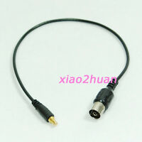 RF DVB-T TV Coaxial to MCX Antenna Rooftop Adapter