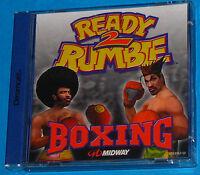 Ready 2 Rumble Boxing - Sega Dreamcast PAL