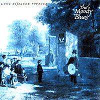 LP Schallplatte The Moody Blues Long Distance Voyager