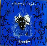 """CREAMING JESUS Headrush EP Upside Down 12"""" 1992 gothic new"""
