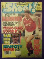 SHOOT! - AIRDRIE - 11th March 1989