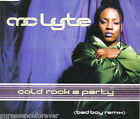 MC LYTE - Cold Rock A Party (Bad Boy Remix) (UK 5 Tk CD Single)