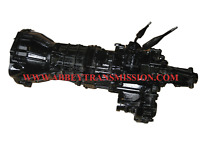 Mitsubishi L200 4Work 2007- 4x4 5Speed Gearbox