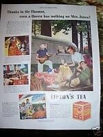 1959 7 UP Seven Up Soda Girls Bedroom Telephone Ad