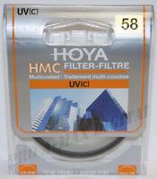 HOYA 58mm Slim Frame Digital HMC UV(C) Multi-Coated 58 mm Filter