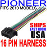 2010 PIONEER WIRE HARNESS DEH-P4200UB