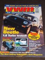 VWM - VW MOTORING - CARAVAN COMBO - Oct 1999