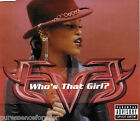 EVE - Who's That Girl? (UK 4 Track Enhanced CD Single)