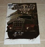 Stephen King Joe Hill Road Rage #2 1:10 Variant Edition 1st Print RARE