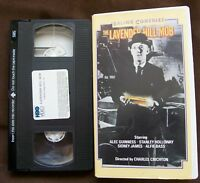 THE LAVENDER HILL MOB ALEC GUINNESS (VHS)