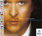 SIMPLY RED - We're In This Together (Euro 96 Theme) (UK 4 Trk CD Single Pt 1)
