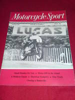 MOTORCYCLE SPORT - MAICO 250 - Aug 1974 Vol 15 #8