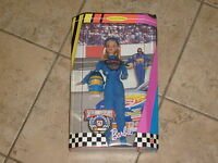 50TH ANNIVERSARY NASCAR BARBIE DOLL COLLECTORS EDITION MIB NEW FREE S/H