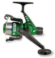 Lineaeffe Sol Float / Spinning Fishing Reel With Line Green Fishing Reel