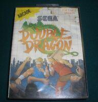 Sega Master System Double Dragon Complete good condition