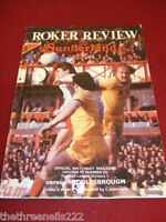 PROGRAMME - D1 - SUNDERLAND V MIDDLESBROUGH - APRIL 3 1982