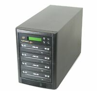 CD DVD Duplicator 1 to 3  Copier Sony burner SATA