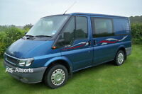 Camper Conversion Campervan Ford Transit Self Build SWB Rock & Roll Bed Diy Plan