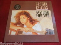 VINYL LP - GLORIA ESTEFAN - ANYTHING FOR YOU - 4631251