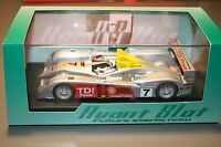 Slot car SCX Scalextric Avant Slot 50104 Audi LMP10 Le Mans 2006 3º Position