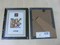 "5 x 7 "" DARK BROWN WOOD WOODEN PICTURE PHOTO FRAME NEW"