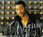 KEITH SWEAT - Just A Touch (UK 4 Track CD Single)