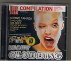 """AA.VV. """"ROCK STAR COMPILATION NIGHT CLUBBING VOL.14"""" CD Ottime condizioni"""