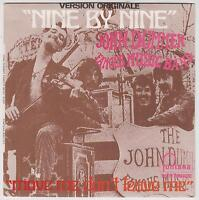 "JOHN DUMMER'S FAMOUS MUSIC BAND - Nine By Nine - 1970 French 2-track 7""  single"
