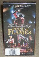 Feet Of Flames (VHS 1998) NEW Michael Flatley