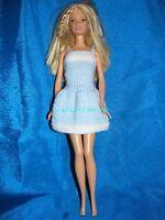 jolie robe de poupée barbie pour solange demoiselle de rochefort année 67