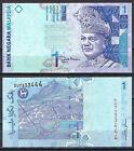 MALASIA - MALAYSIA 1 RINGGIT 2000 Pick # 39 S/C UNC