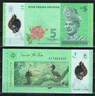 MALASIA - MALAYSIA 5 RINGGIT 2012 POLÍMERO Pick # Nuevo S/C UNC