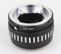 Voigtlander Retina DKL Lens to Sony NEX E Mount Adapter NEX-F3 NEX5 Nex-5N Nex-7
