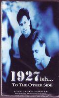 1927 To The Other Side rare Australian cassette single sampler (1990) sealed