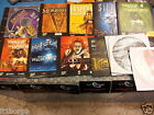 LOTTO 10 giochi per pc morrowind silver king quest star trek etc
