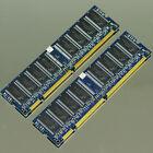 1GB 2X512MB PC133 133MHZ SDRAM 168PIN LOW-DENSITY MEMORY RAM Non-ECC Memory DIMM