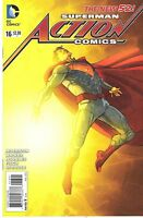Action Comics #16 variant cover DC Comics The New 52
