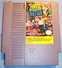 Nintendo NES Meldac Samurai Zombie Nation Extra-Terrestrial Force Shooter Game