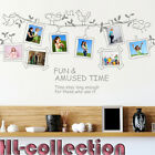 Large Memory Photo Frame Wall Quote Art Decal Vinyl Sticker Removable Decor