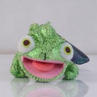 "Disney Tangled Rapunzel Stuffed Plush Figure Chameleon Pascal 8"" Green Toy NWT"