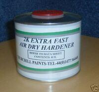 1/2L 500ml 2K Universal Activator Hardener for Paint