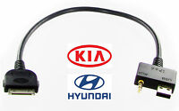 Hyundai Kia iPod iPhone cable dock lead adapter CT29IP11 AUX USB 2009 onwards