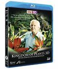 Kingdom Of Plants With David Attenborough (3D Blu-ray, 2012)