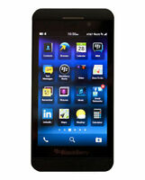BlackBerry Z10 - 16 GB - Black (Unlocked) Smartphone