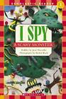 NEW Scholastic Reader Level 1: I Spy A Scary Monster by Jean Marzollo