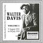 Complete Recorded Works In Chronological Order, Vol. 1, 1933-1935 (Audio CD)