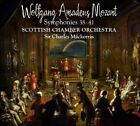 NEW Mozart Symphonies 38 Through 41 (Audio CD)