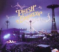 NEW Phish Live in Brooklyn (Audio CD)