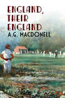 NEW England Their England (UK) by A. G MacDonell